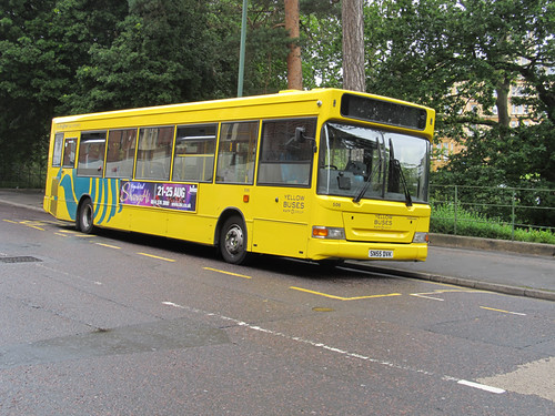 Yellow Buses 506