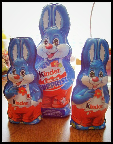 lapin kinder surprise #kindermaman