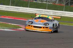 Dunlop / Britcar 24hr Of Silverstone Topcats Racing Marcos Mantis GT3