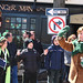 State Rep. Livvy Floren marches in the Stamford St. Patrick's Day Parade.