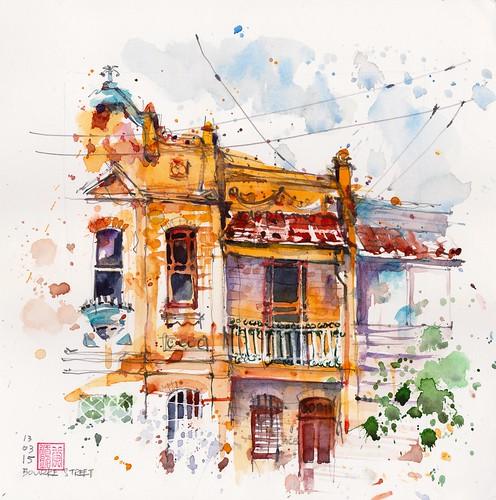 Bourke Street, Sydney