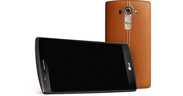 LG 旗艦新機 G4 到來!強打拍照與特殊皮革背蓋 @3C 達人廖阿輝