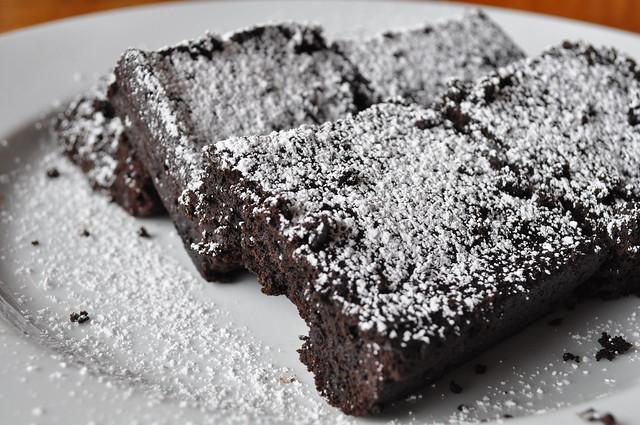 Black Magic Brownies