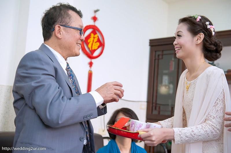 台中婚攝@台中新天地崇德店_023立群&儀婷 訂結婚喜宴