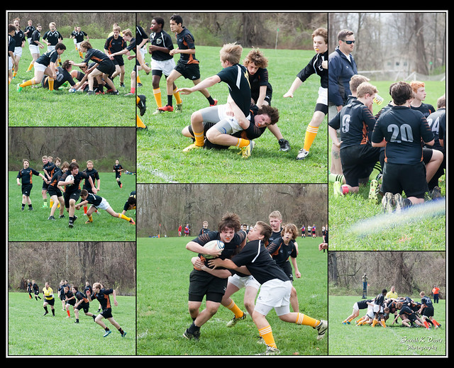 Cole's Rugby Game