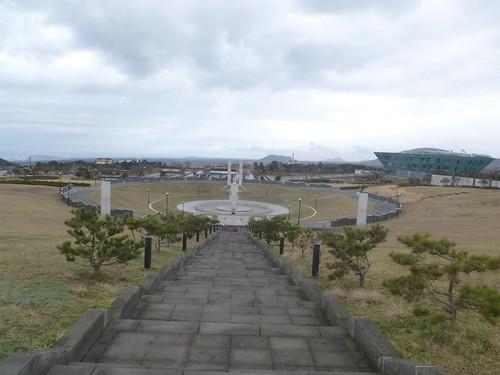Co-Jejudo-Jeju-tour-parc de la paix (11)
