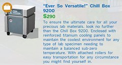 Ever So Versatile Chill Box 9200