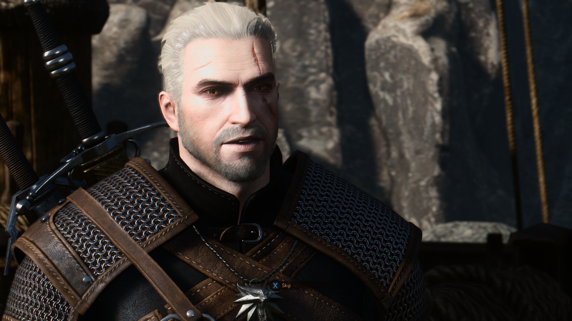 Witcher 3 Hair Styles: Gwent Player, Monster Slayer