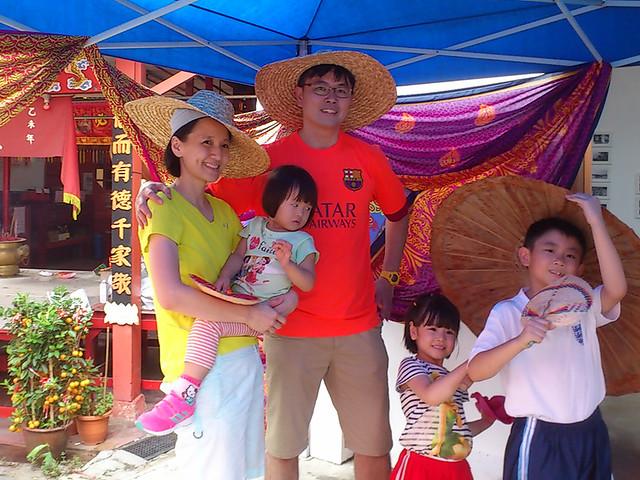 Kampung Photo Booth for Pesta Ubin 2016