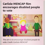 Carlisle Mencap art and fun!
