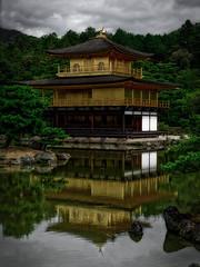 Golden Kinkaku-ji - HDR Version 1, More Stylized