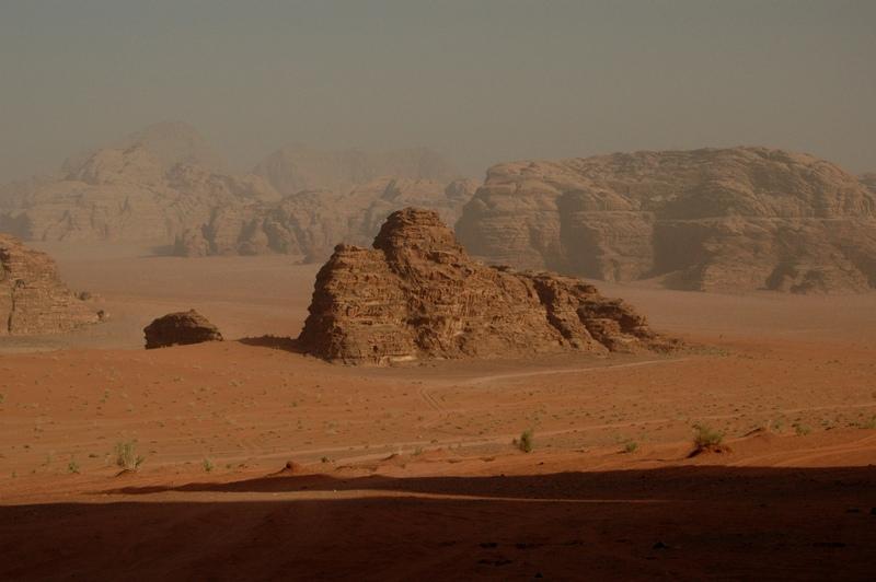 Prometheus Desert