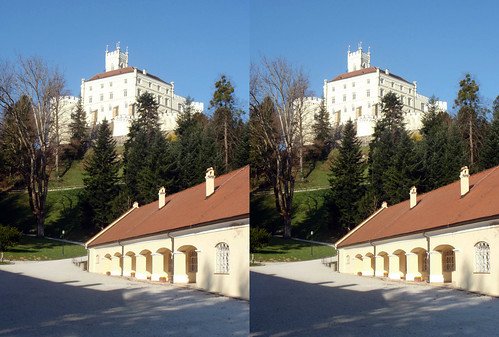 3d spring croatia chacha hrvatska crosseyes 2015 crossview trakošćan xview xeyed