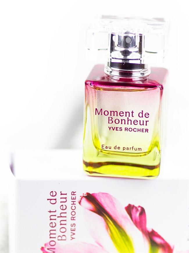 Yves Rocher Glamour Shopping Week, Yves Rocher Bestellung, Moment de Bonheur