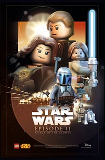LEGO Star Wars Episode II