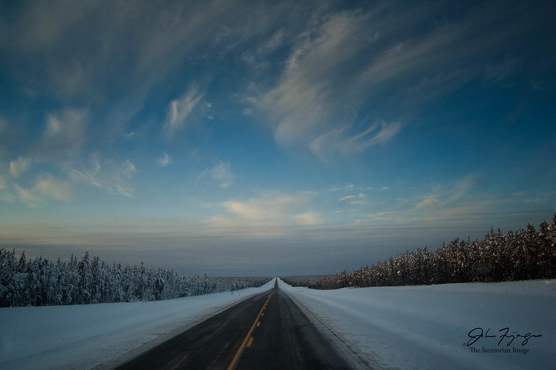 Road To Yellowknife