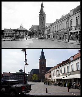 Markt, Aalter