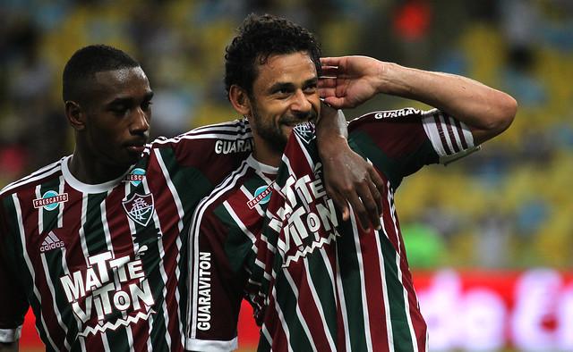 Fluminense x Botafogo  -  11/04/2015