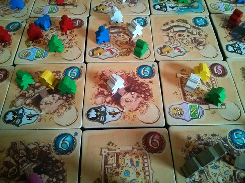 052 Five Tribes Gameplay 15