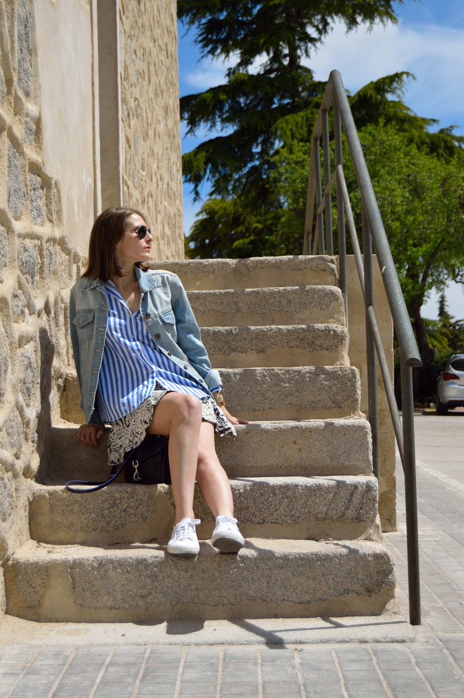 lara-vazquez-mad-lula-fashion-blog-glamour-style-madlula-stripes-mixing-matching