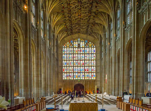 St George's Chapel, Windsor Castle, Berkshire
