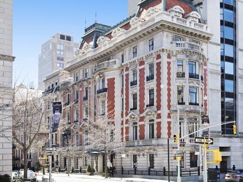 Дом Карлоса Слима на Манхэттене, Нью-Йорк