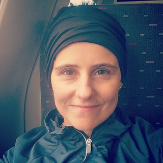 Pre running face op de trein :-) #running #tenmiles #run