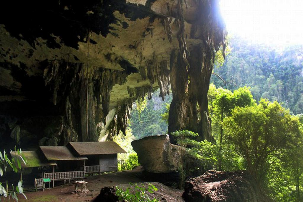 Niah Caves i Malaysia