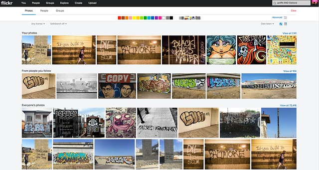 Flickr Rolls Out New Search, Camera Roll and Batch Download Improvements
