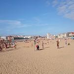 Playa de Poniente, Gijón