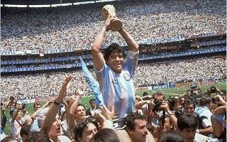 Mondiale 1986 Argentina-Germania Ovest 3-2