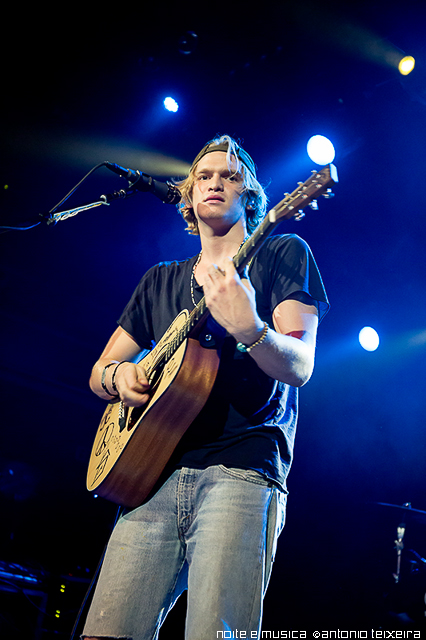 Cody Simpson -  Porto '15