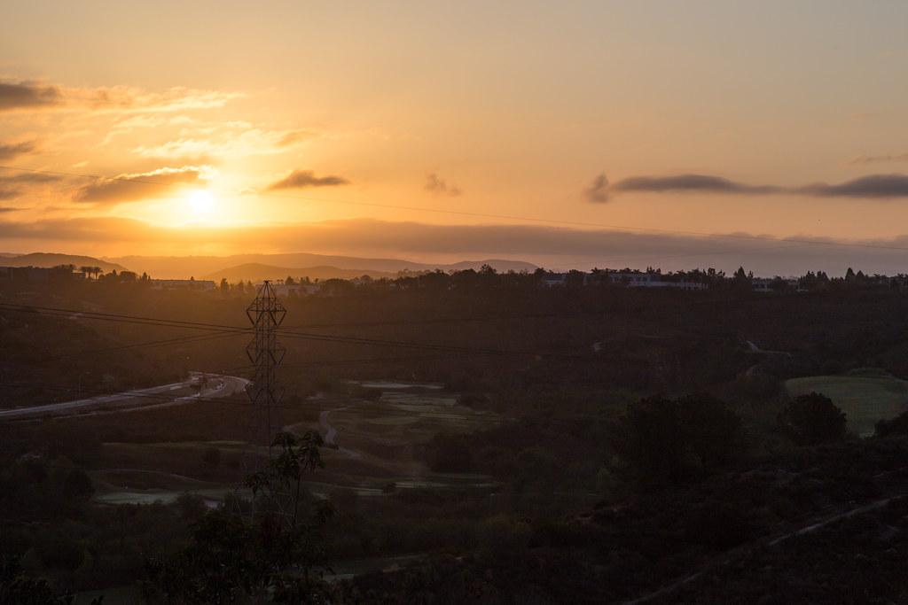 美国加利福尼亚州欧申赛德2019年的日出日落时间表 去何地