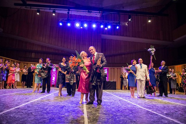 Ganadores del Capeonato de Baile de la Ciudad 2016 - 19