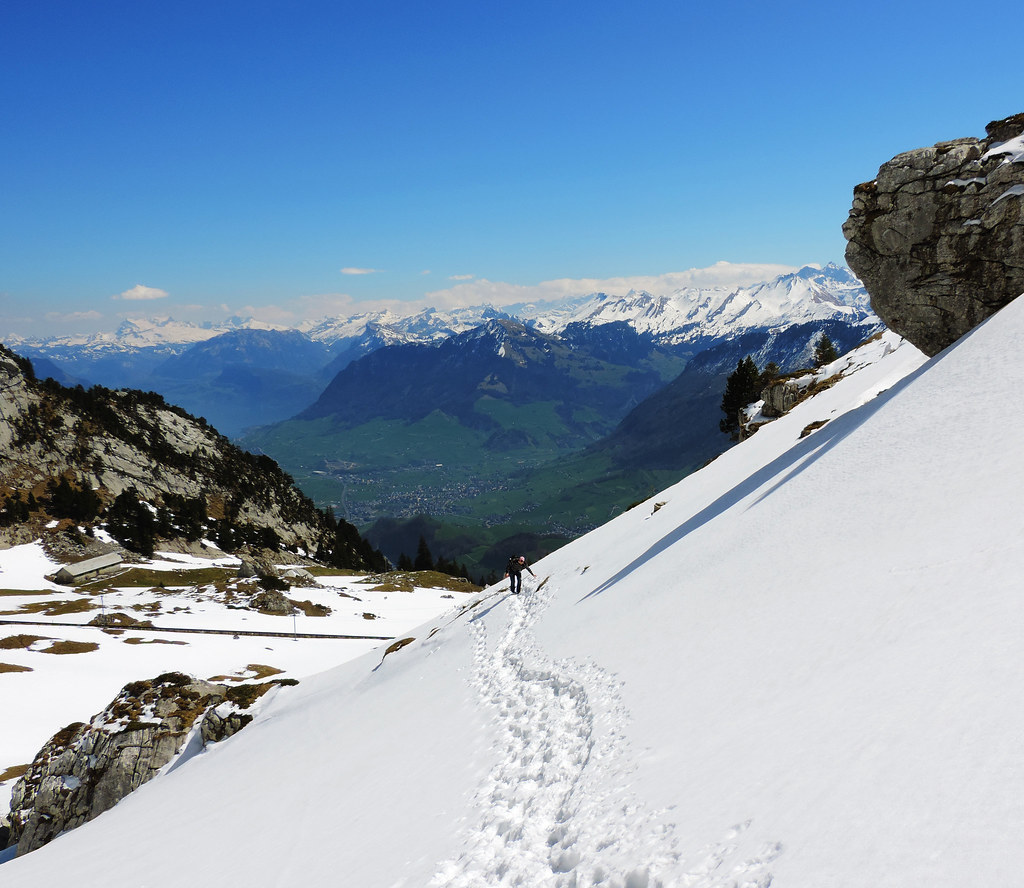 Hike to Mt Pilatus, Swiss Alps