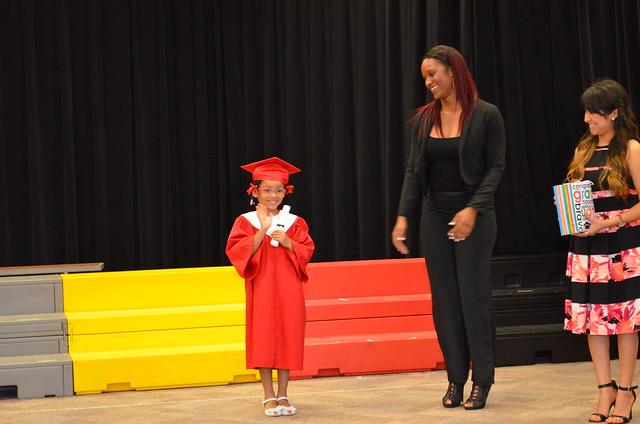 Laurel's Pre-K Graduation