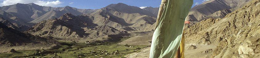 Bei Leh in Ladakh.