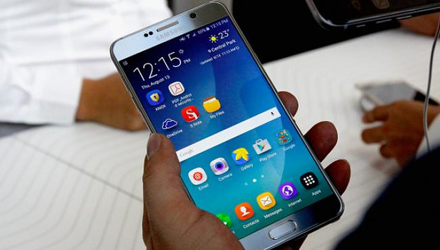 Samsung Galaxy Note 7 Üretimine Başlanıyor