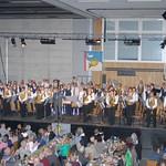Doppelkonzert mit der Feldmusik Kriens, in der Horwerhalle 05.12.2015