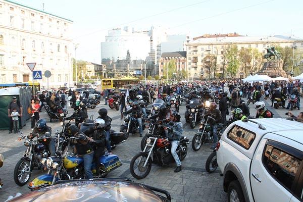 H.O.G. Kiev Chapter Ukraine - Открытие сезона