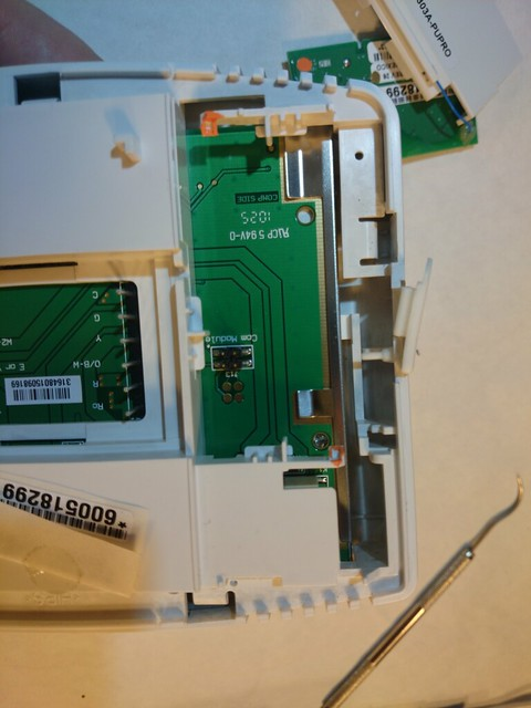 Honeywell Thermostat Teardown