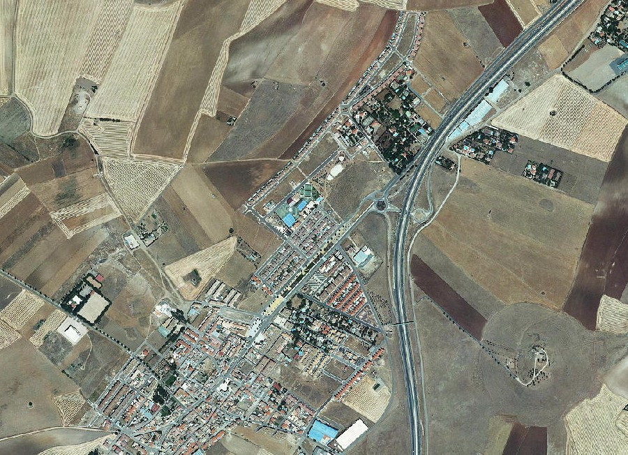 poblete, ciudad real, villaget, peticiones del oyente, después, urbanismo, planeamiento, urbano, desastre, urbanístico, construcción, rotondas, carretera