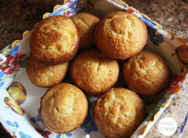 Mandarin Muffins 7