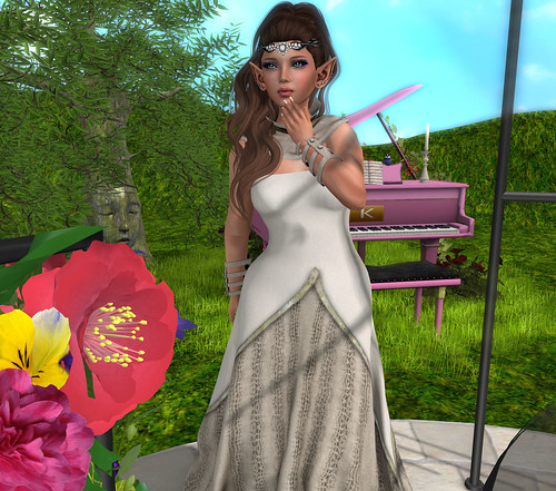 Music & Flowers II