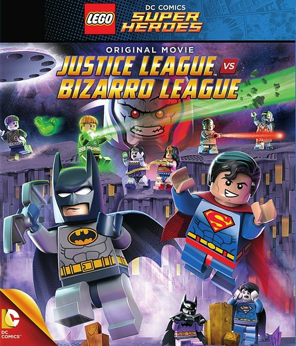 Lego DC Comics Super Heroes Justice League vs Bizarro League (2015)