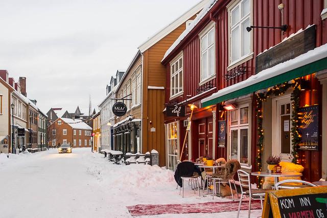 Barrio de Bakklandet