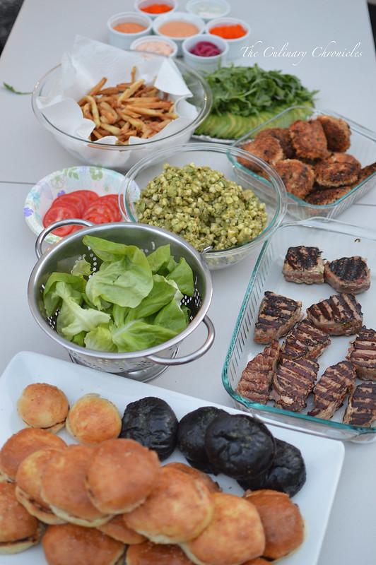 April 2015 Family Dinner