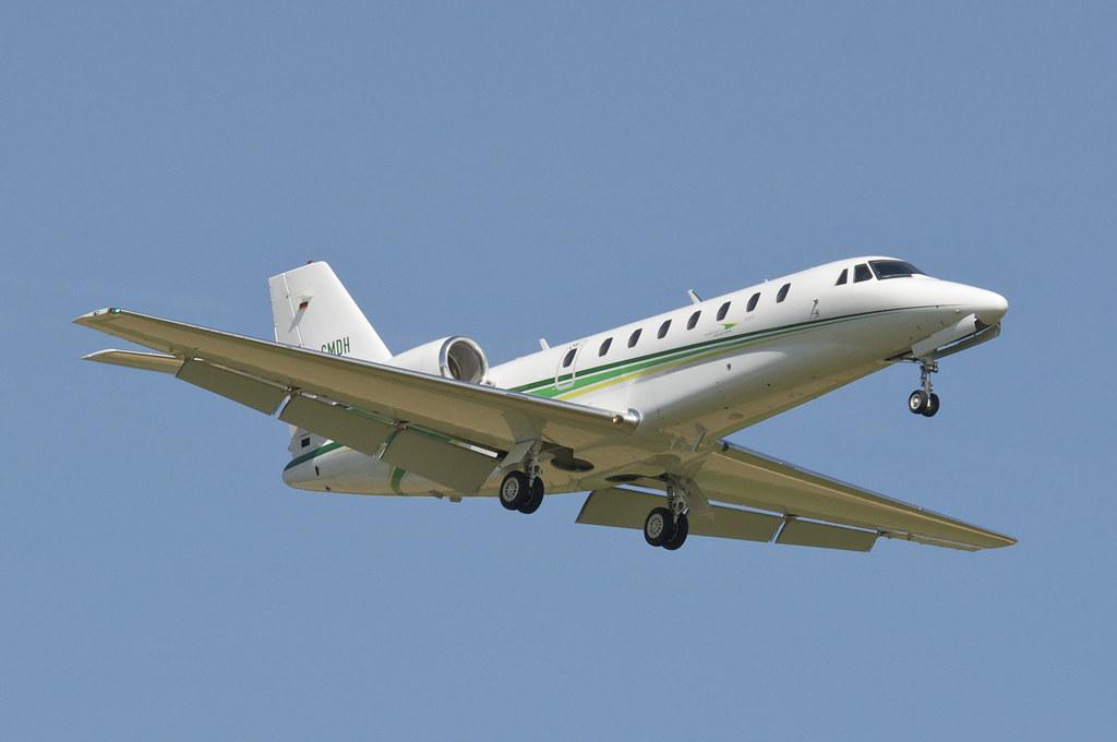 D-CMDH - C680 - E-Aviation - EFD Eisele Flugdienst GmbH