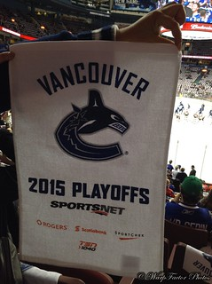 Vancouver Canucks 2015 Playoffs