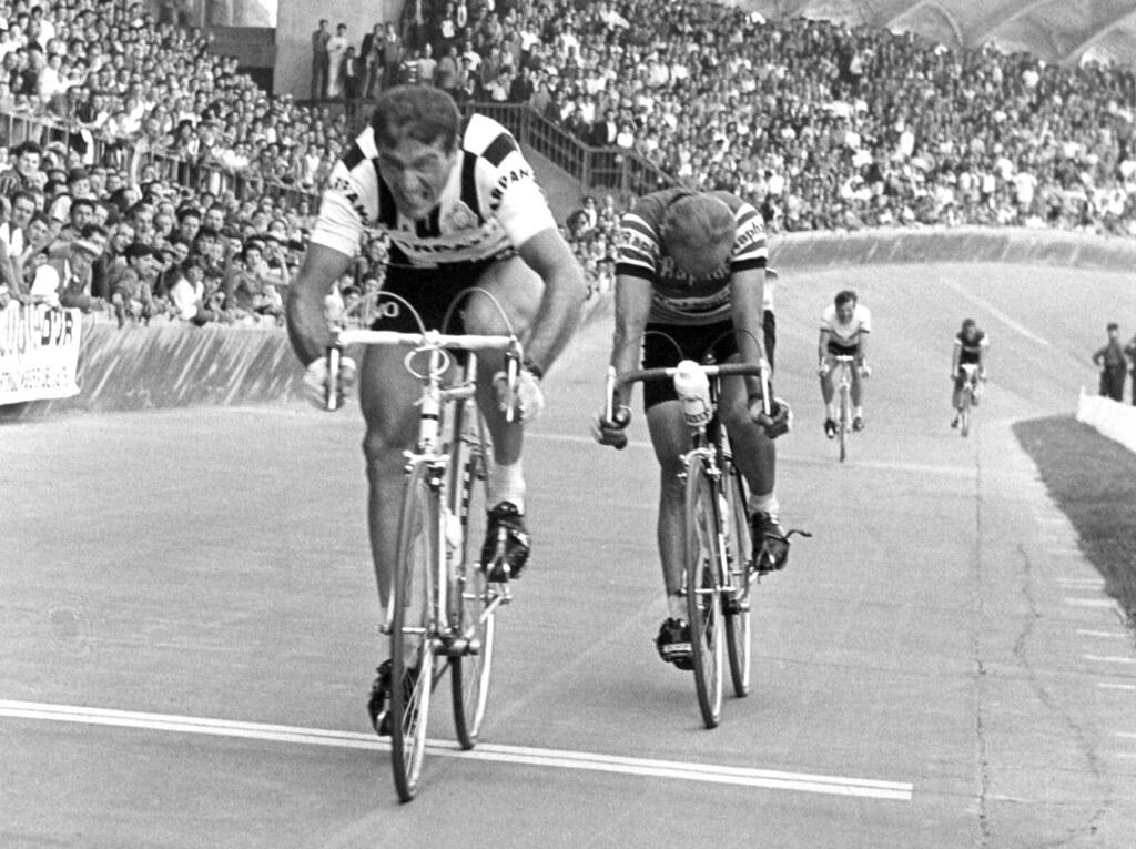 Tour De France 1962 Arrivo di Tappa La Rochelle - Bordeaux